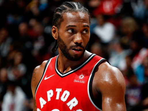 It's Kawhi (and hopefully some others) vs. the 2015 Warriors