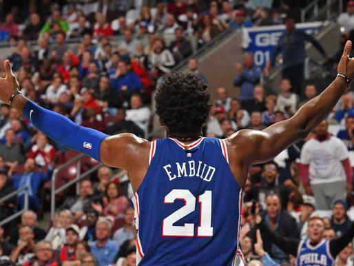 That time Joel Embiid guilted the 76ers' ownership into paying its employees in full