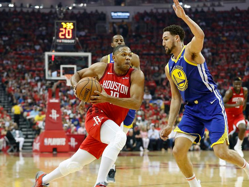 This Rockets-Warriors series is what we needed