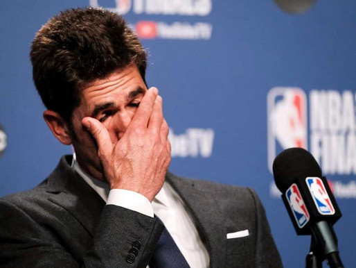 No one knew the gravity of Monday night more than Bob Myers