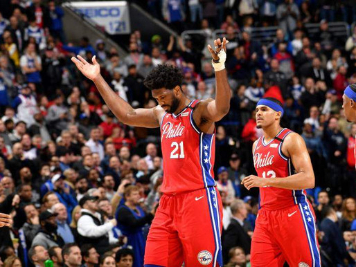 Joel Embiid's relationship with Philly is both toxic and exhilarating