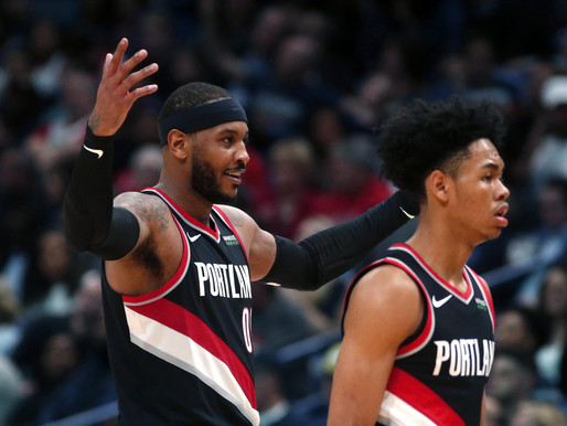 The Portland Trail Blazers, like their newest player, are iso-heavy and kind of washed