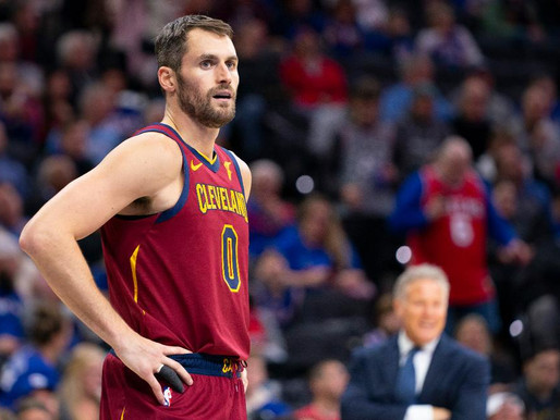 Kevin Love is remorseful