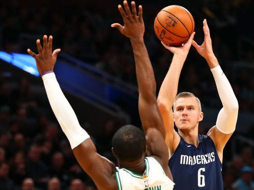 The Knicks are broken, but so is Porzingis