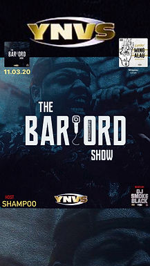 The BARLORD Show