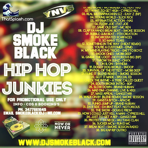 Hip Hop Junkies