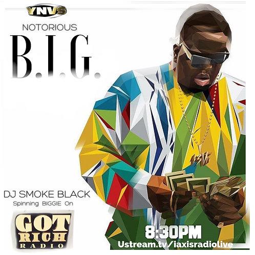 B.I.G set Live Got Rich Radio