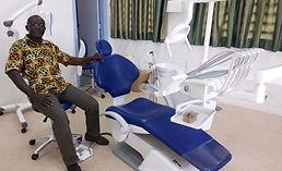 Installation of turnkey dental clinic in Ivory Coast