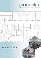 Turnkey Dental Facilities, hospitals, clinics and teaching rooms in Africa