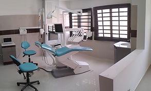 Installation of turnkey dental clinic in Togo