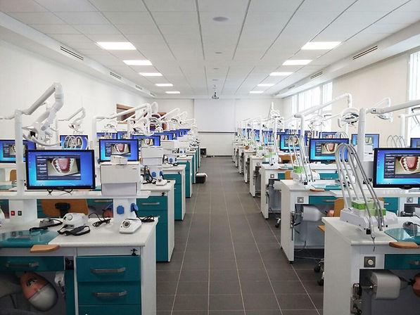 Ecole dentaire de l'université internationale de Rabat