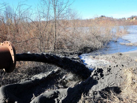 Almost All Industry-Tracked Coal Ash Ponds
