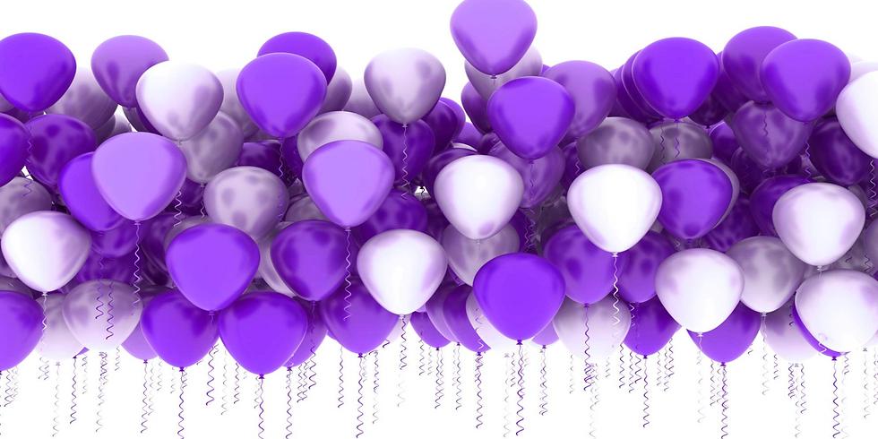Purple Purpose Gala
