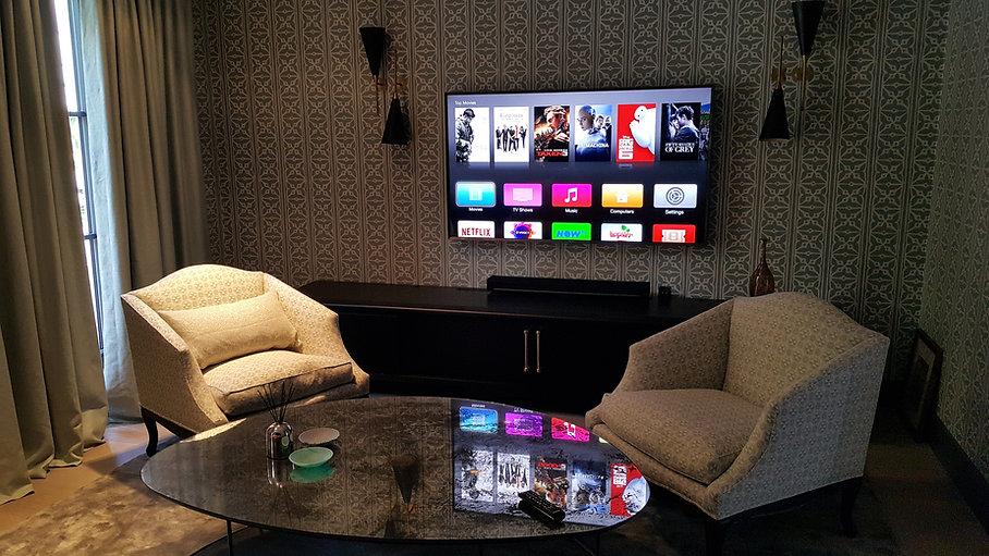 Sonos & TV Installation Bisamberg