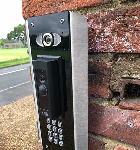 Ring Doorbell Vienna