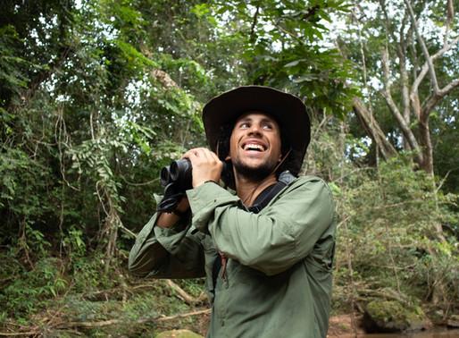 Aprender a gozarse cada momento en la naturaleza: La experiencia de Julián Manrique