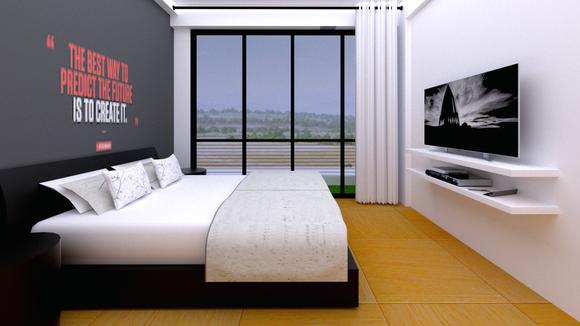 Studio15 - Bedroom