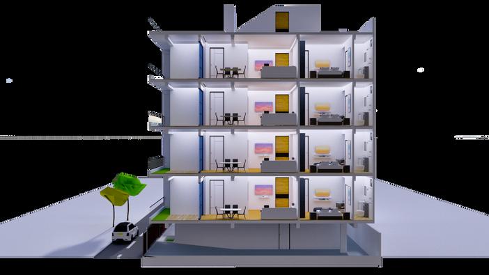 Studio-15 Section