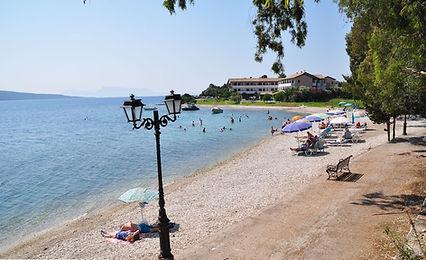 Lygia beach 900 m from Lefkada Collection Villas