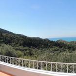 sea & mountain views