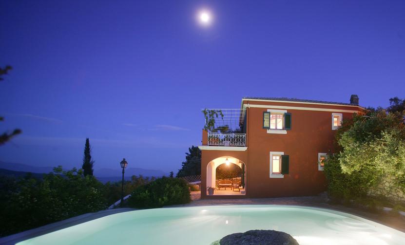 villa Anthea Rossa