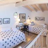 the attic - bedroom 3