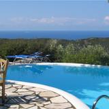 pool & sea views