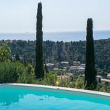 view of Agios Nikitas village