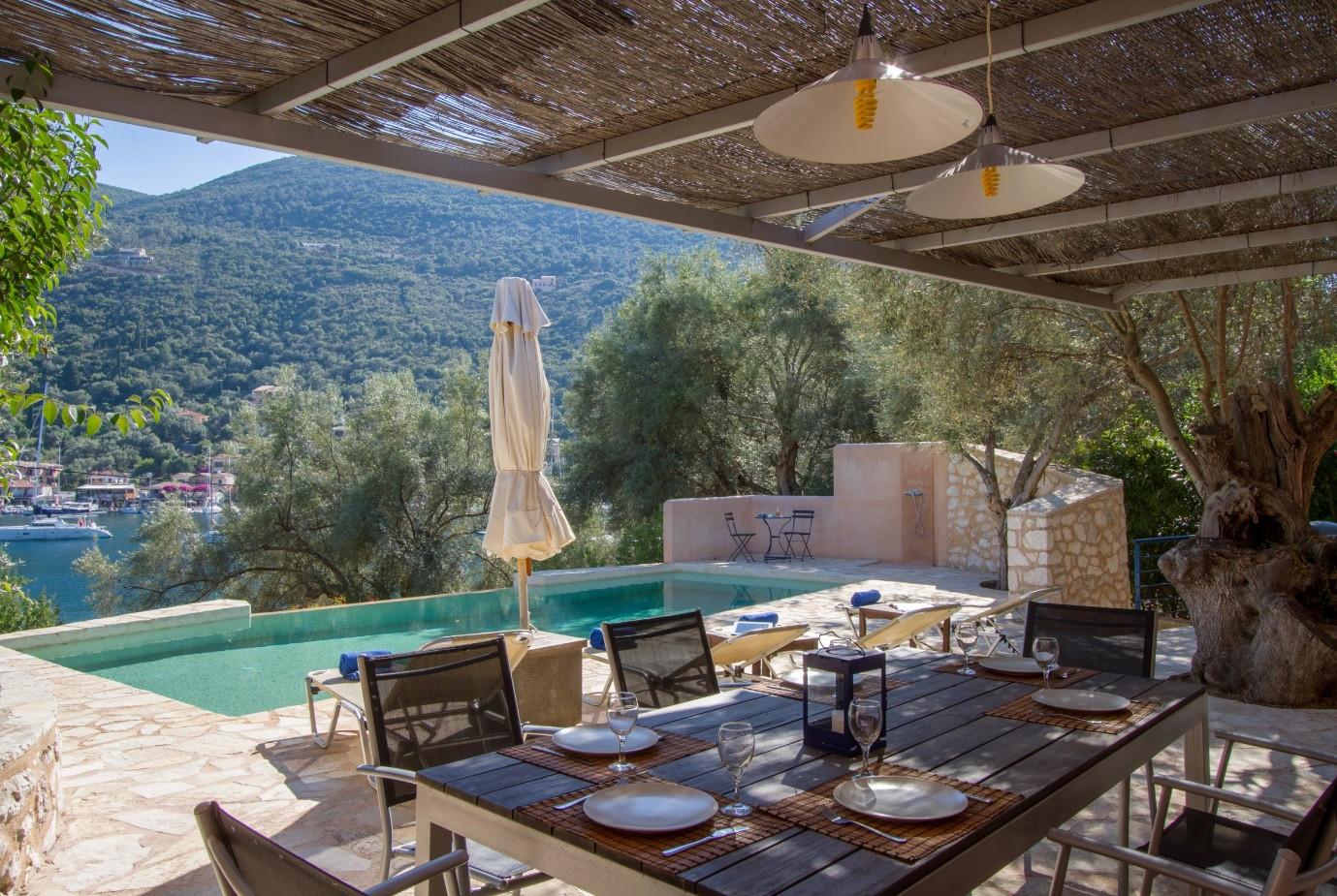 villa Amoudia