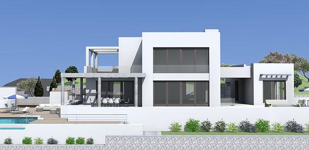 villa in Sivota 1