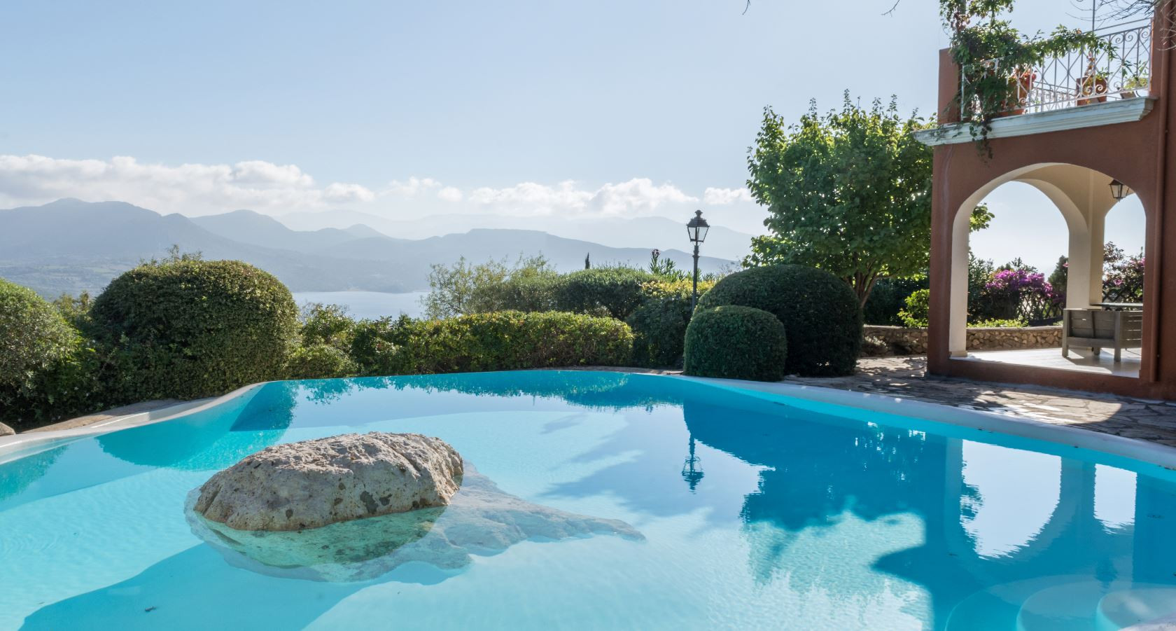 villa Anthea Rossa with private pool