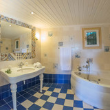 The bathroom, Guest House