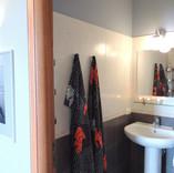 bathroom with shower - bedroom 2