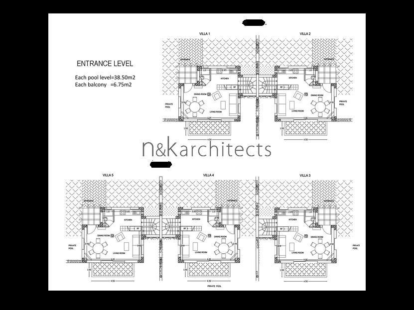 entrance level