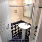 shower- WC (ground floor)