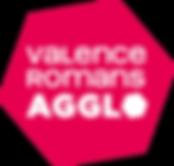 VALENCEROMANS_AGGLO_x3 framboise blanc e