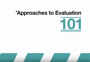 Approaches to Evaluation Video