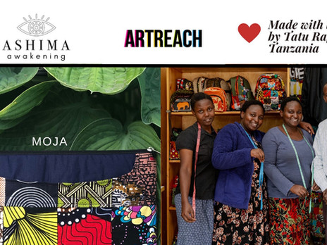 ArtReach x Ashima Awakening x Tatu Rafiki Collaboration!