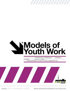 Models of Youth Work