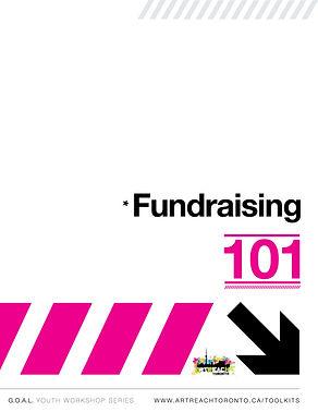 Fundraising 101 Toolkit