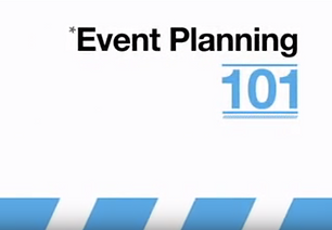 Event Planning Video