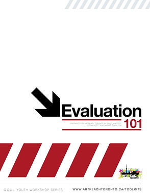 Evaluation 101 Toolkit