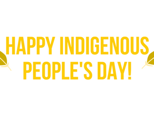 Indigenous People's Day 2021