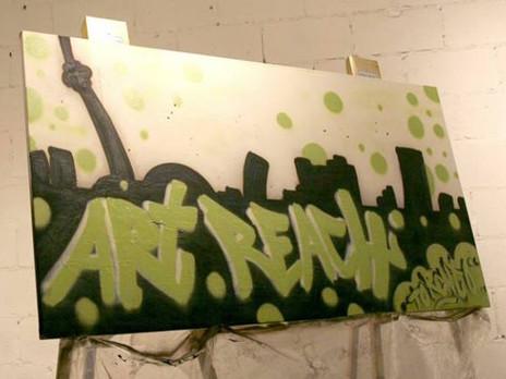 Launch of ArtReach