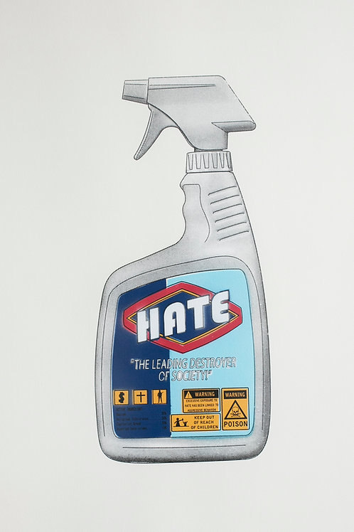 HATE bottle