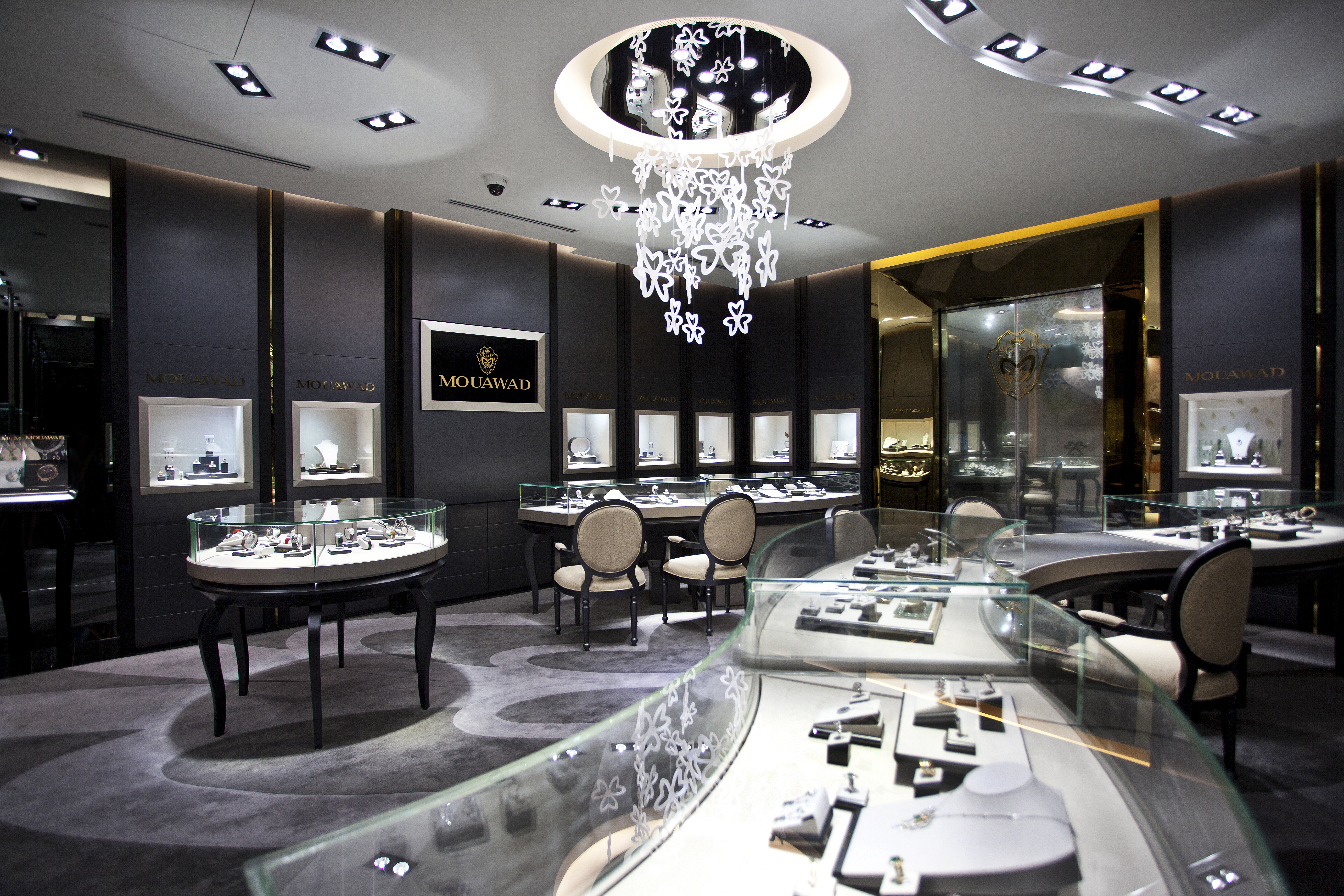 Mouawad's Jewellers - Singapore