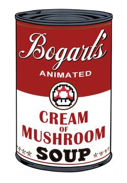 Bogart's Cream of Mushroom