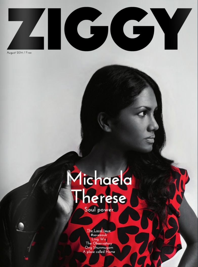 ZIGGY - August 2014 Issue