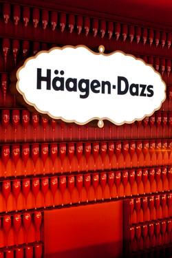 Haagen-Dazs pop-up - Singapore