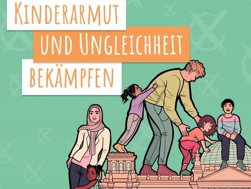 Unterstützung der Kampagne #KinderrechteChampion